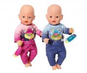 BABY born Pyžamo s baterkou, 2 druhy - mix variantov či farieb