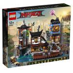 Lego Ninjago 70657 Přístaviště v NINJAGO City