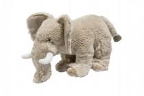 Slon stojaci plyš 23cm