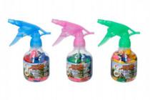 Pumpa na vodné bomby + bomby 50ks plast 17cm - mix farieb