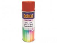 farba v spreji BELTON RAL 3020, 400ml CRV dopravné