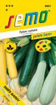 Semo Tekvica cuketa - zmes farieb 12s - séria Paleta farieb