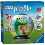 Disney Hodný Dinosaurus Puzzleball 72 dílků