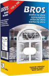 Bros - sieť okenné 150 x 130 cm biela