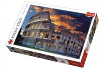 Puzzle Coloseum v Ríme 1500 dielikov 85x58cm