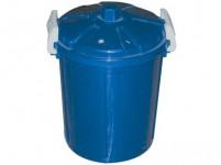 popolnice 7l plastová - mix farieb