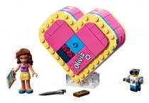 Lego Friends 41357 olivín srdcová krabička
