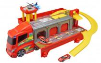 Teamsterz hasičská stanica - ťahač