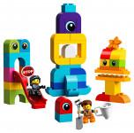 Lego Duplo 10895 Emmet, Lucy a návštevníci z DUPLO planéty