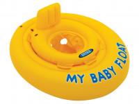 Baby kruh nafukovacie + - 70cm v krabici 6-12m