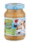 Dětská výživa HELLO Jablko 190g - VÝPREDAJ