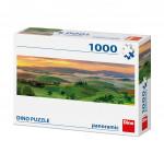 ZÁPAD SLNKA 1000 panoramic Puzzle NOVÉ