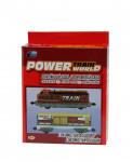 Power train World - Lokomotíva a vagón