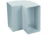 koleno zvislé CKP 2x110x55mm