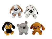 Pes plyš 12cm - mix variantov či farieb