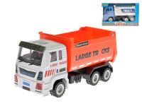 Auto nákladné 23 cm na zotrvačník - mix variantov či farieb