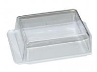 máslenka obdĺžniková 15x10cm plastová - mix variantov či farieb