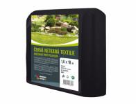 Textilie ZC mulčovací černá 1,6x10m