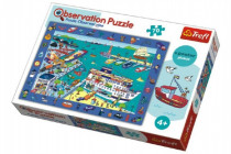 """Puzzle """"Hľadanie predmetov"""" Prístav 70dílků"""