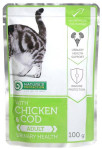 Nature 'Protection Cat kaps. Urinary Health 100g