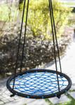 Hojdacie kruh priemer 60 cm - modrý