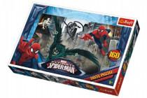 Puzzle Spiderman 41x27,5cm 160 dielikov