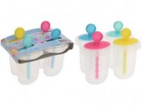 tvorítko na zmrzlinu 12,5x8x11cm plastové (4ks)