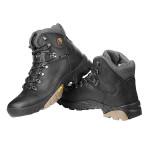 Trekingové zimné topánky JACALU Black unisex Velikost 38 - VÝPREDAJ