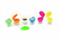 Sliz - hmota záchod prdiace 40g - mix farieb