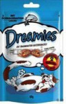 Dreamies snack cat - losos 60 g