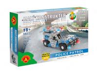 Polícia 158-malý konštruktér