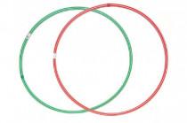 Obruč Hula Hop plast průměr 70cm - mix barev
