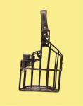 Náhubok kovový Eldeltetiér - pes, gumoplast 105 x 120 x 120 mm