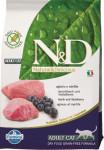 N&D Grain Free Cat Adult Lamb & Blueberry 0,3 kg
