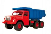 Tatra modročervená
