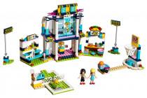 Lego Friends 41338 Stephanie v športovej aréne