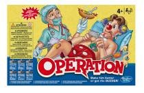 Společenská hra Operace v novém provedení