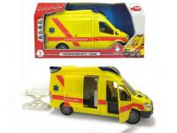 Ambulancia Van 34cm, česká verzia
