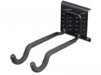 hák dvojitý lyžice 7,5x9,5x20,5cm BlackHook záves. systém G21
