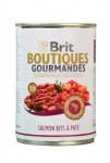 Brit Boutiques Gourm. konz. - Salmon Bits&Paté 400 g