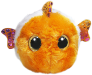 Yoo Hoo rybička Klaun očkatá zaguľatená 9 cm