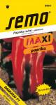 Semo Paprika zeleninová sladká F1 - Alceo F1 rýchl 15s - séria Maxi