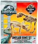 Kostra dinosaura Jurský svet