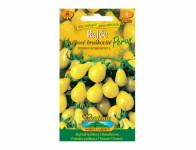 Osivo Rajčiak kolíkový hruškovité PERUN, žlté