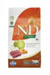 N & D GF Pumpkin CAT Venison & Apple 1,5kg
