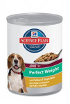 Hill 'Canine konz. Adult Perfect Weight 363g