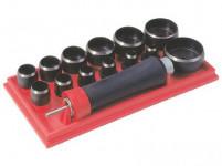 Výsečník sada výmenné 10-50mm 8546-00 13dílů.