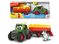 Traktor Happy Fendt s přívěsem 30cm