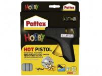 pištole tavná 70W pr.11mm + 6ks tyčiniek PATTEX