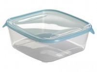 dóza FRESH & GO štvorcová 1,7l plastová